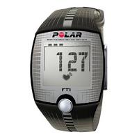 how to use polar heart rate monitor ft1