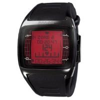 Polar FT60 Heart Rate Monitor (Black with Red Display)