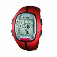 Polar RS300X Heart Rate Monitor (Orange)