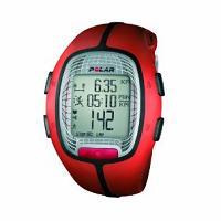 Polar RS300X Heart Rate Monitor (Orange)