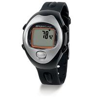 Sportline Solo 910 Heart Rate Monitor (Black/Silver)