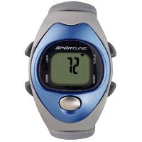Sportline Solo 910 Heart Rate Monitor (Blue/Grey For Women)